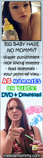 diaper punishment abdl adult baby mommy videos