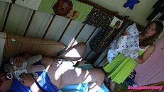 kenna ABY mommy diapered video