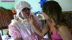 diaper punishment ABDL