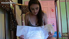 abdl littles shrinking video